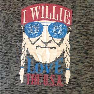 Willie Nelson Tshirt